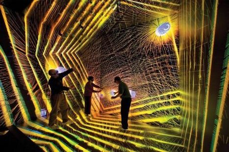 Virtual reality: could it revolutionise higher education? | cool stuff from research | Scoop.it