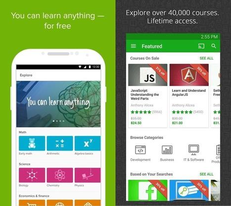 Best mobile apps for coding and learning on the go - SlashGear | Informatik & Robotik in der Schule | Scoop.it