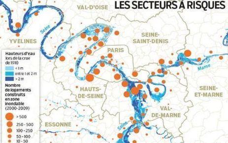 On continue à construire dans les zones inondables - élus ... | Habiter le fleuve | Scoop.it