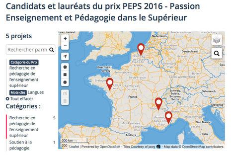 La recherche en innovation pédagogique en langues: Lille, Nantes, Grenoble, Nice | au service de l'innovation pédagogique | Scoop.it