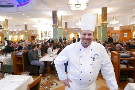 « Paris 14e: la nouvelle Coupole est arrivée » - Les pieds dans le plat   Gastronomie Française 2.0   Scoop.it