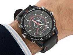 HD Waterproof Spy Watch - Spy Tools | Spy Tools | GPS Tracking | Hidden Camera | Keyloggers | Scoop.it