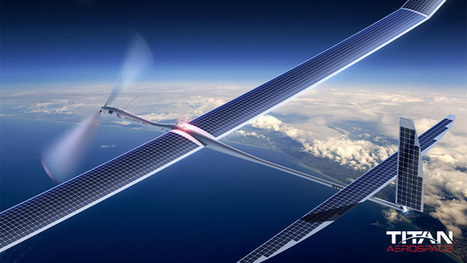 Giant Solar-Powered UAVs Are Atmospheric Satellites - IEEE Spectrum | Space Weather | Scoop.it