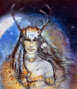 mythic musing: Planetary Empaths & Reindeer People | Empaths | Scoop.it