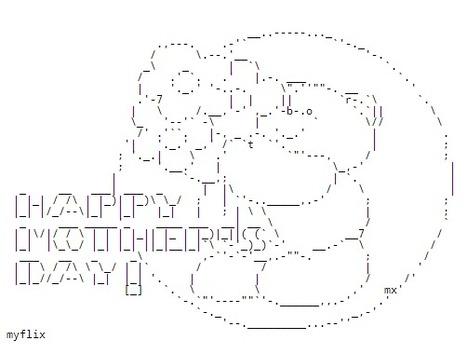 Chris.com - ASCII ART - Mothers Day | ASCII Art | Scoop.it