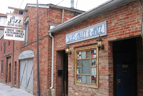 New Pittsburgh Courier - Legendary Blues Alley jazz club boasts Pittsburgh flavor | Jazz from WNMC | Scoop.it