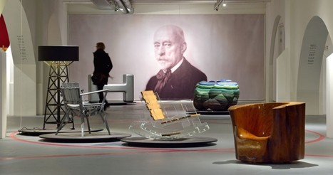 Beurs van Berlage | Berlage - The Godfather of Dutch Design | design exhibitions | Scoop.it