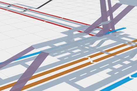 Station Maps: Browser-Based 3D Maps of the London Underground - information aesthetics | Urban Life | Scoop.it