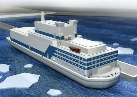 China is Building Floating Nuclear Power Stations | Technology in Business Today | Scoop.it
