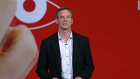 CES keynote: Young people today are 'born mobile' - CNN | Mobile Learning and Ed Apps | Scoop.it