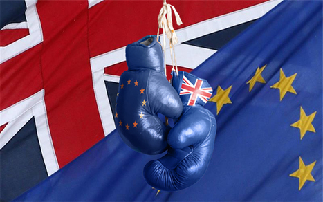 Brexit, the Next Big Disruption for the Supply Chain? | Planning, Budgeting & Forecasting | Scoop.it