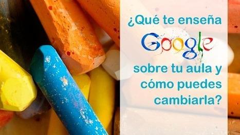 Lo que #Google puede enseñarnos para rediseñar nuestras aulas | Edulateral | Scoop.it