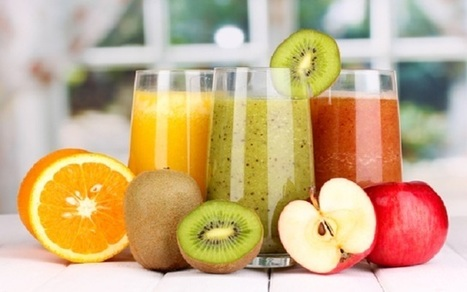 Juicing: Benefits of drinking your fruits and veggies - Saludify | Deporte y salud | Scoop.it