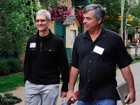 Apple just made a big hire that could mean it's serious about taking on cable - UKBusinessInsider | mvpx_CTV | Scoop.it