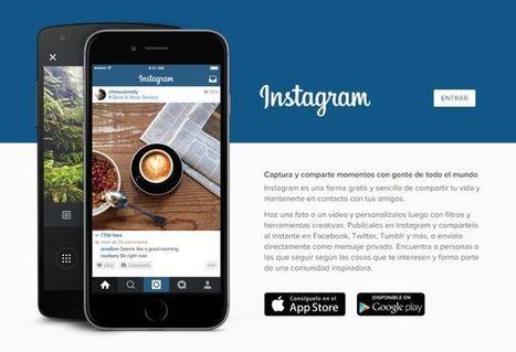 Instagram comienza a almacenar las fotografías de los usuarios en alta resolución   Information Technology & Social Media News   Scoop.it