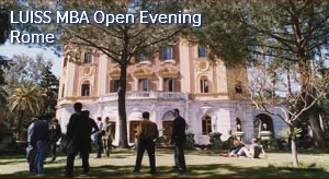 Un punto informazione IELTS presso MBA Open Evening alla LUISS di Roma. Il 6/7 | IELTS monitor | Scoop.it
