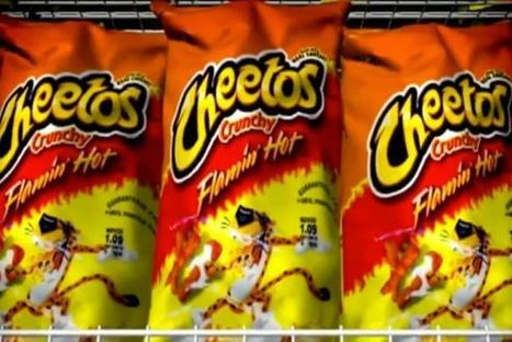 What Junk-Food Ban? Flamin' Hot Cheetos Are Back in Campus Vending Machines | Food issues | Scoop.it
