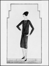 Mademoiselle Grenade - La petite robe noire | de l'amour, des couleurs et de la mode | Scoop.it