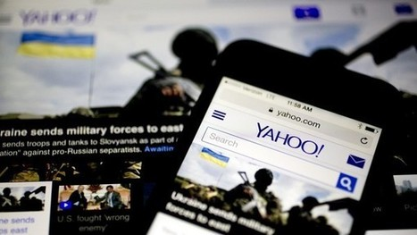 Yahoo looks to Google to reboot its search results - FT.com | Tech It | Scoop.it