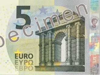 New 5 Euro Note - Business Insider | Eurozone Debt Crisis | Scoop.it