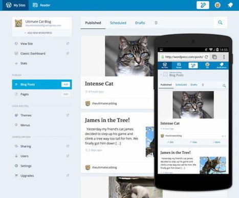 En WordPress ya se puede administrar el contenido de múltiples ... - WWWhat's new? (blog) | teletrabajo y otros recursos | Scoop.it