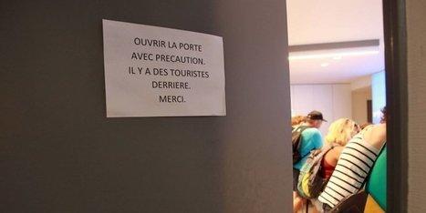 Tourisme à Bordeaux : le bon vieux plan papier fait toujours fureur | Actu Réseau MOPA | Scoop.it