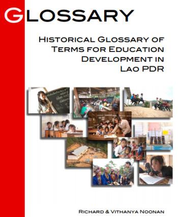 (EN) (PDF) - Historical Glossary of Terms for Education Development   Richard & Vithanya Noonan   Glossarissimo!   Scoop.it