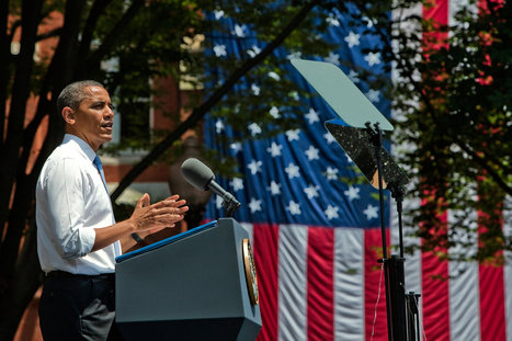 Obama Outlines Ambitious Plan to Cut Greenhouse Gases | Sustain Our Earth | Scoop.it