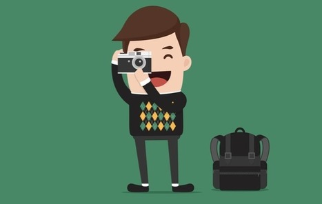 La photo avant le texte pour capter l'attention de l'internaute - itsocial.fr | Web Communication | Scoop.it