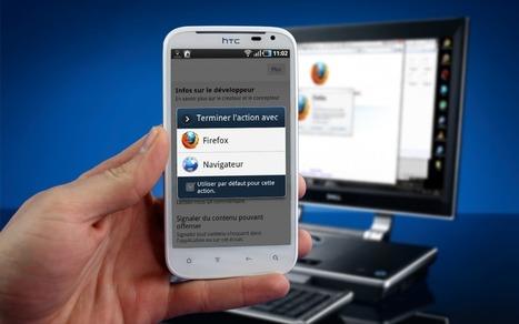 Comment synchroniser votre PC et votre smartphone avec Firefox | Freewares | Scoop.it