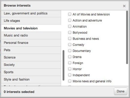 Twitter Launches Interest Based Targeted Advertising | A Social, Tech, Market, Geek addicted | Scoop.it