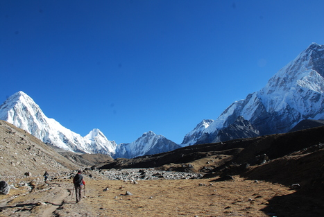 Everest Trail unaffected by earthquake : Report Highlights | Into Thin Air | Scoop.it