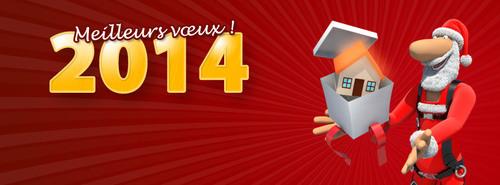 TECHNITOIT vous souhaite une Bonne & Heureuse Année 2014