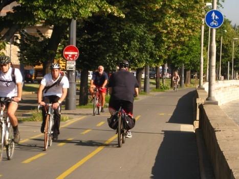 Si tu veux des pistes cyclables, vote aux élections européennes! | Tendances vélo urbain | Scoop.it