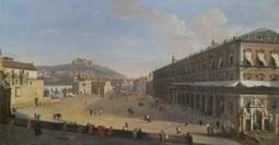 Gaspare Vanvitelli e le vedute di Napoli del XVIIIsec. | Capire l'arte | Scoop.it