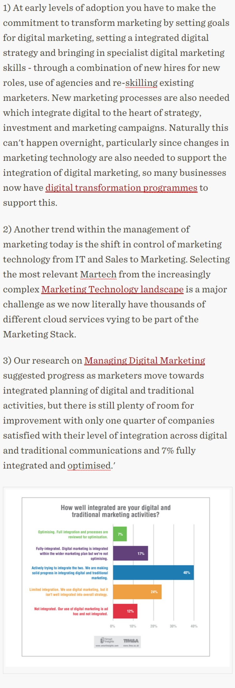 Will we be in a post-digital era? - Smart Insights | The Marketing Technology Alert | Scoop.it
