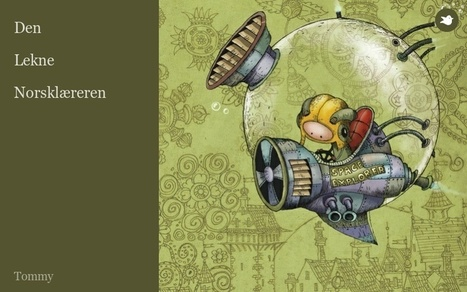 Den&nbsp;<br/><br/>Lekne<br/><br/>Norskl&aelig;reren by tommylia on Storybird | Smart learning | Scoop.it