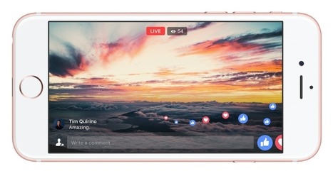 Facebook Announces New Options for Live – Both for Viewers and Broadcasters   Mastering Facebook, Google+, Twitter   Scoop.it