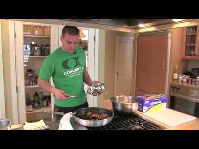 Paleo Diet Recipe: Honey Sesame Chicken Thighs | Paleo Diet Recipes | Scoop.it
