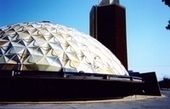 Buckminster Fuller's Gold Dome to be preserved - Archinect | Archideas | Scoop.it