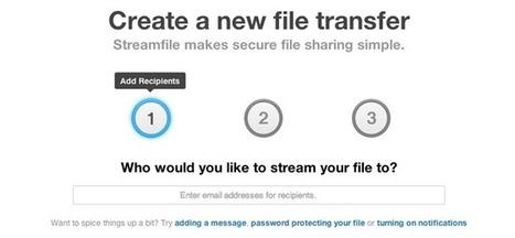 Streamfile.com | Herramientas para comunicar y compartir | Scoop.it