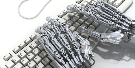 Half Of All Jobs Will Be Automated By 2034 | Business Studies BUSS4 | Scoop.it