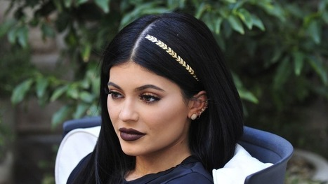 Kylie Jenner's hair tattoos are beauty's next big craze | Hawaii's News @ Twitter Speed! | Scoop.it