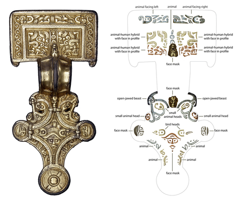 Decoding Anglo-Saxon art | The History of Art | Scoop.it