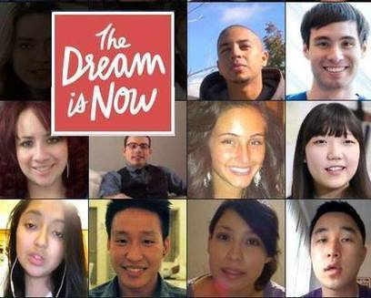Supported by Steve Jobs' widow, DREAMers speak: The Dream Is Now project website   U.S.-Mexico border   Scoop.it