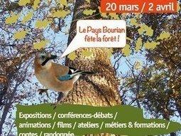 Venez fêter la forêt en Bouriane du 20 mars au 2 avril ! - Mairie de Saint Germain du Bel Air | Pays de Gourdon Tourisme | Scoop.it