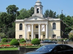 St John's Wood Church Grounds | St Johns Wood Guide | Sandfords | Regents Park Property | Scoop.it