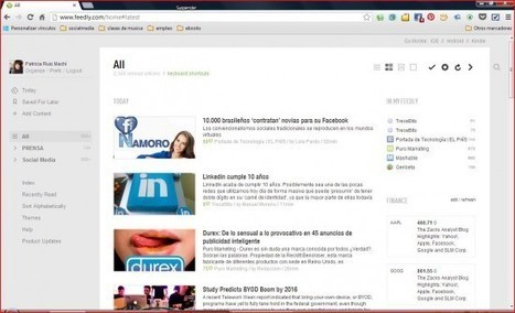 Cómo Almacenar contenido interesante | SMrevolution | the social media today | Scoop.it