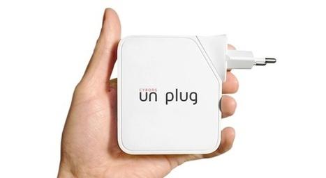 Cyborg Unplug, un producto que te permitirá bloquear ciertos dispositivos en tu red WiFi | Baby Boomers Entrepreneurs | Scoop.it