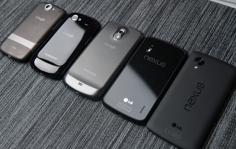 This was the best Nexus of all time | TCA Wireless Blog | Technology | Scoop.it